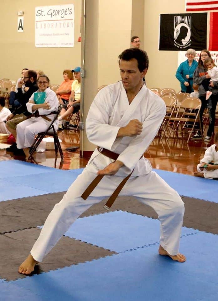 Joe Goss Karate Martial Arts Johnstown Pa