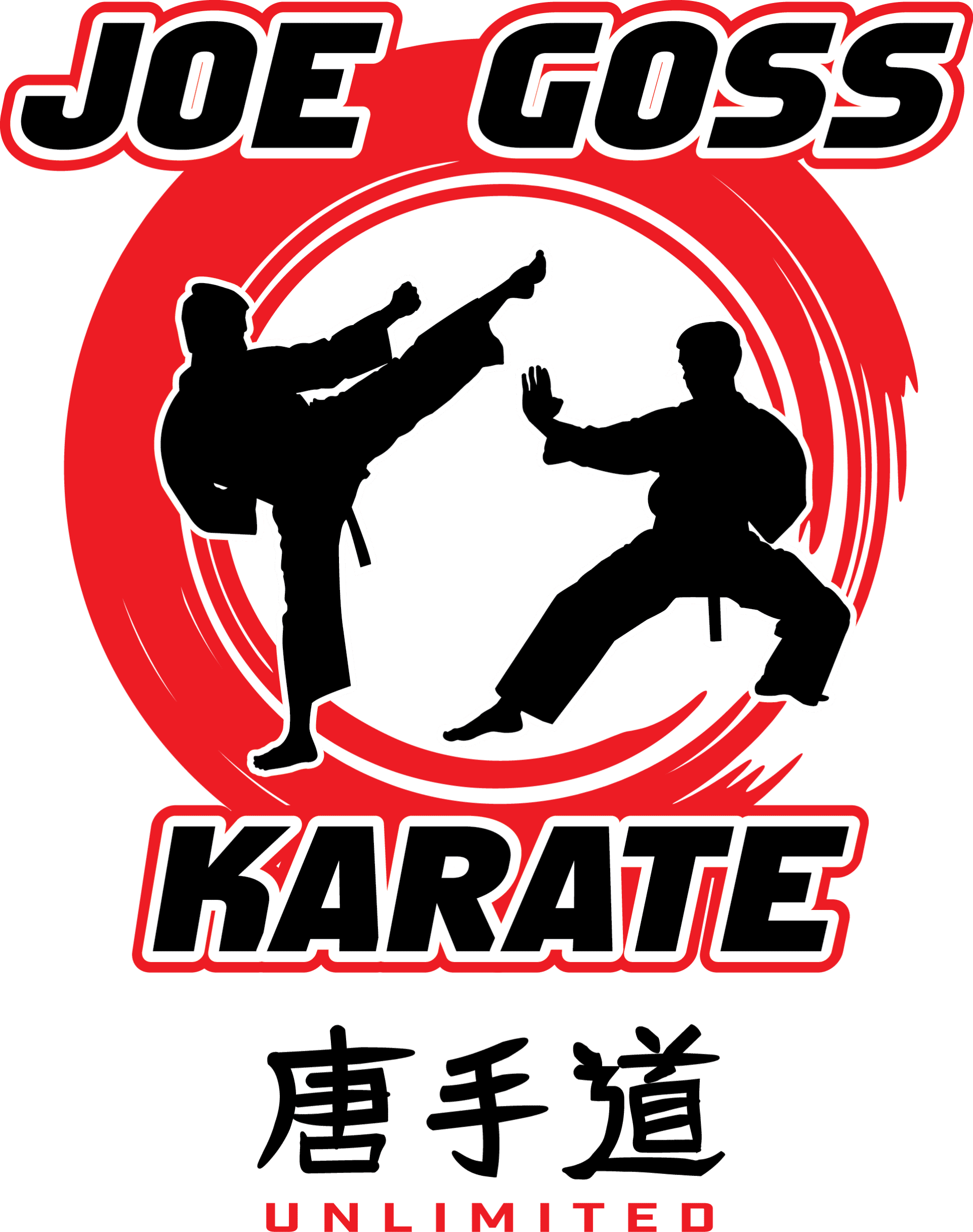 Joe Goss Karate_whiteT