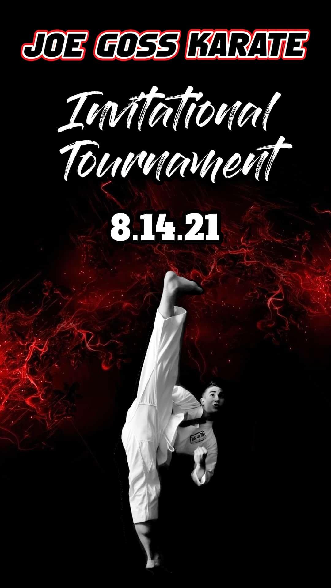 Joe Goss Karate Invitational Tournament